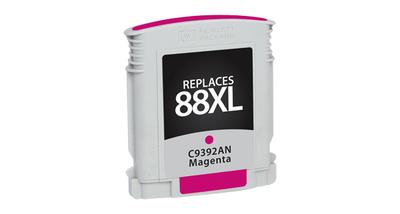 HP88XL C9392AN ---MAGENTA (Item#325)... (INK REFILL)